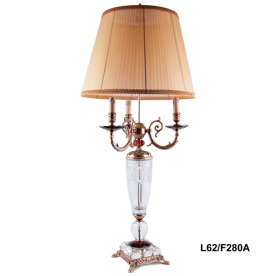 """Лампа настольная """"Siviglia"""" L62/F280"""