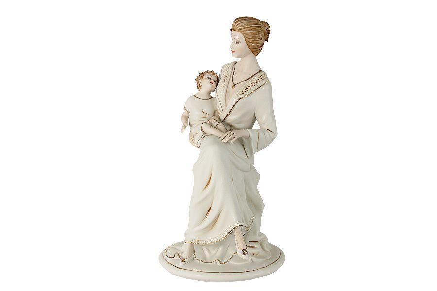 "Статуэтка ""Мать и дитя"", 19х19x35 см"