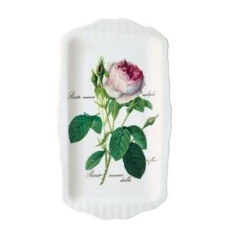 """Поднос для сендвичей """"Роза Редаут"""", 31х18 см"""