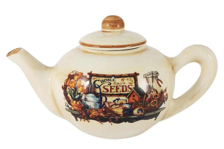 "Чайник ""Садовые цветы"", 0.65 л"
